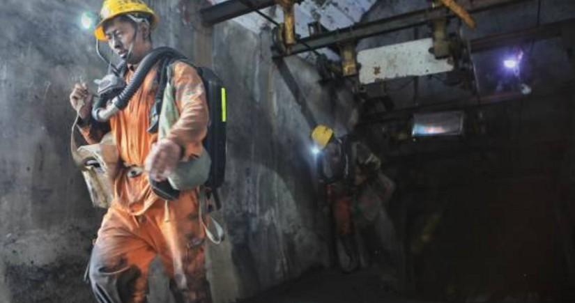 Взрыв на шахте в Китае, есть погибшие