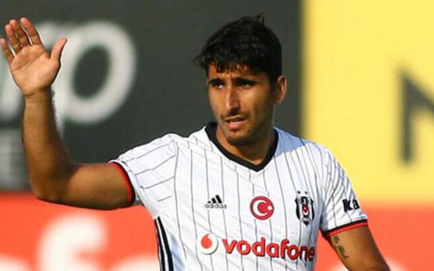 Beşiktaş Ermənistan millisinin futbolçusu ilə müqaviləni ləğv edib