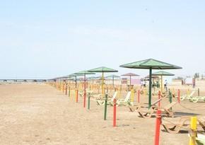 ИВ Баку: Столичные пляжи готовы к летнему сезону