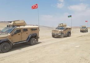 В ходе азербайджано-турецких учений успешно выполняются учебно-боевые задачи