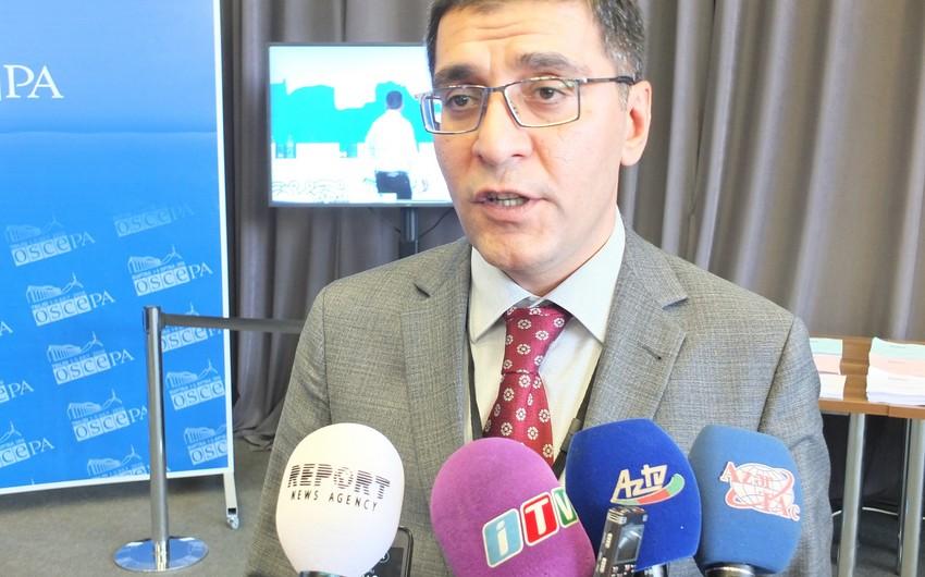 ATƏT PA-da Azərbaycan nümayəndə heyətinin daha bir təklifi qəbul olunub