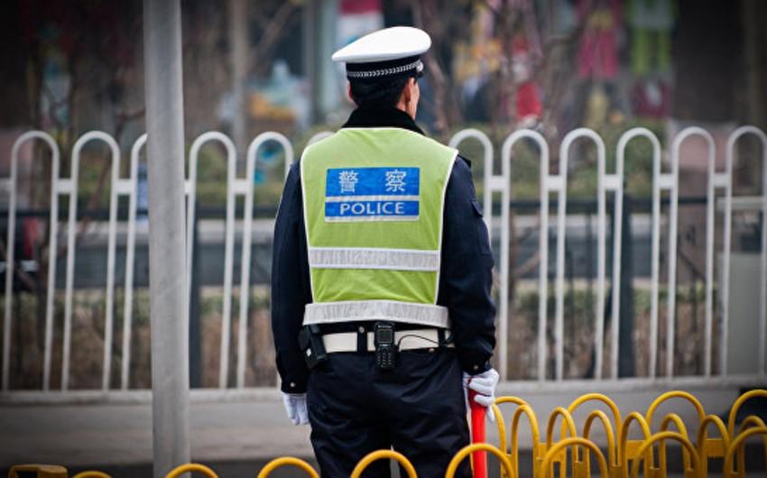Honkonqda cinayətkar qrupların 150-dən çox üzvü həbs edilib