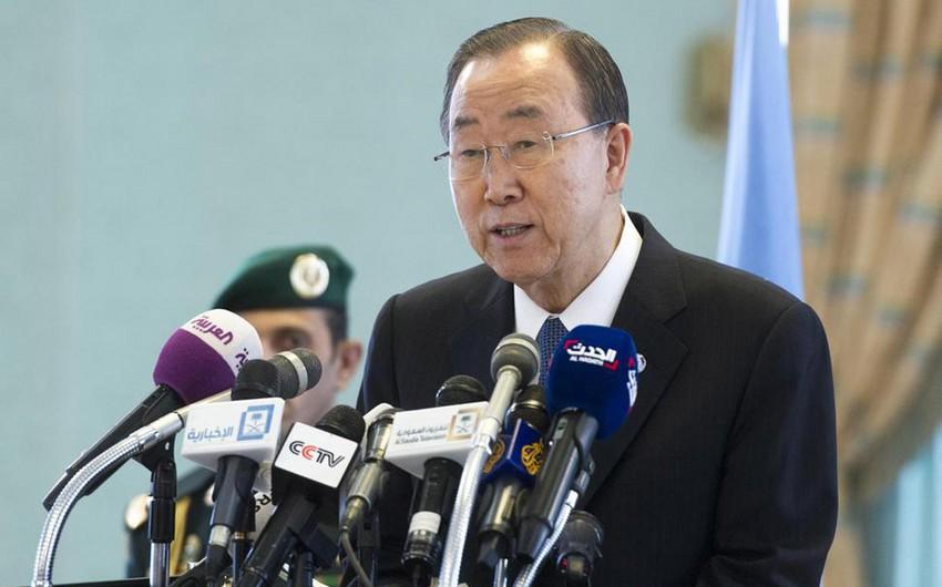 Генсек ООН приветствовал соглашение между Ираном и шестеркой