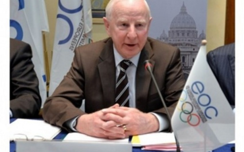 Patrik Hikki: II Avropa Oyunlarının Qərbi Avropada keçirilməsini istərdim