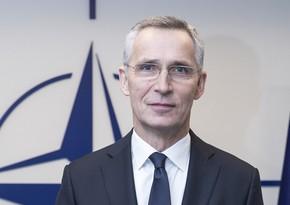 Генсек НАТО выразил благодарность азербайджанским миротворцам