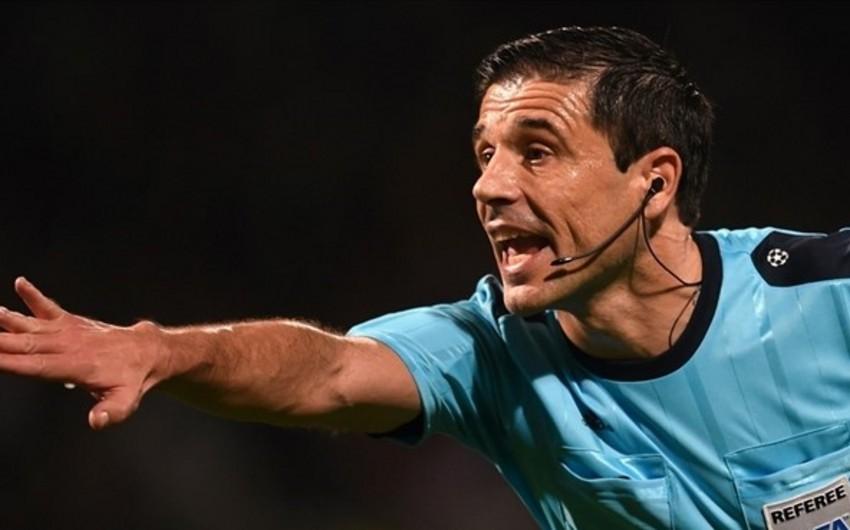 UEFA Super Kuboku oyununun hakimləri müəyyənləşib