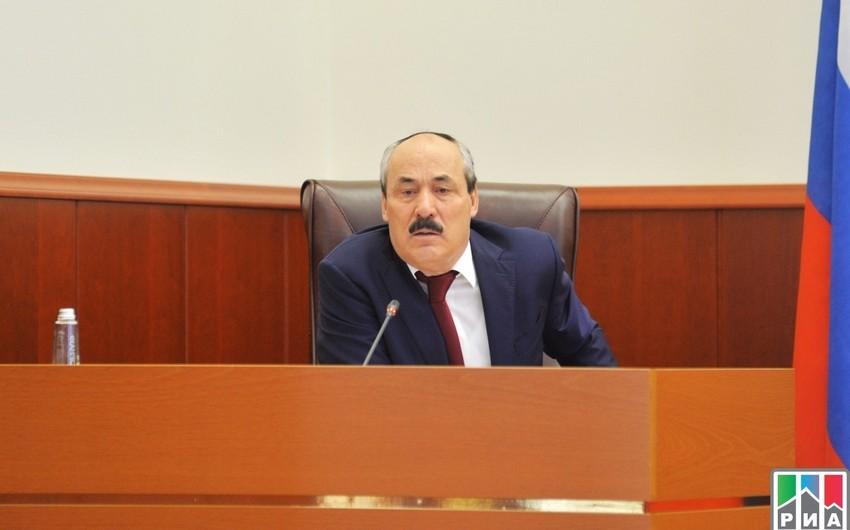 Dağıstan respublikasının rəhbəri Azərbaycanla fəal əməkdaşlıq etməyə çağırıb