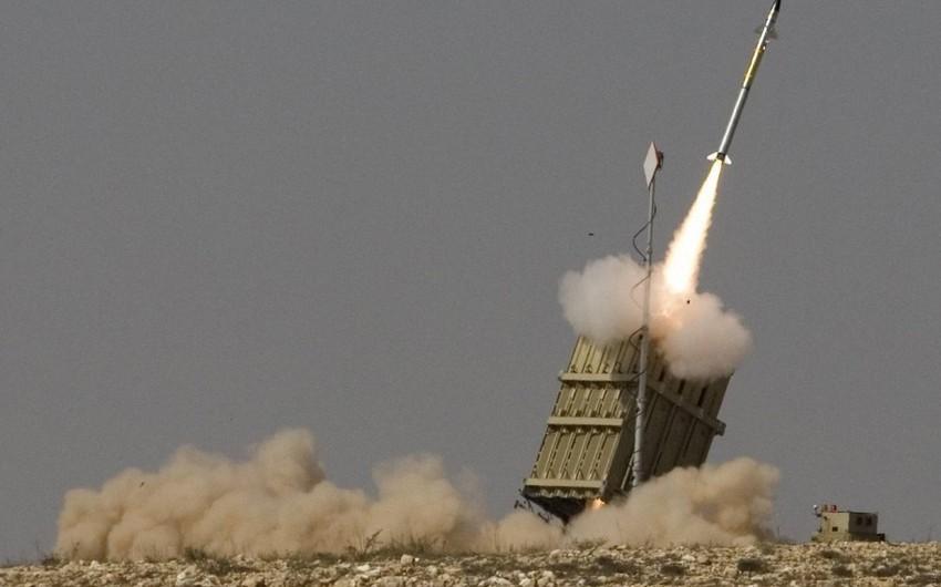 Qəzza zolağından İsrailə raket atıldı