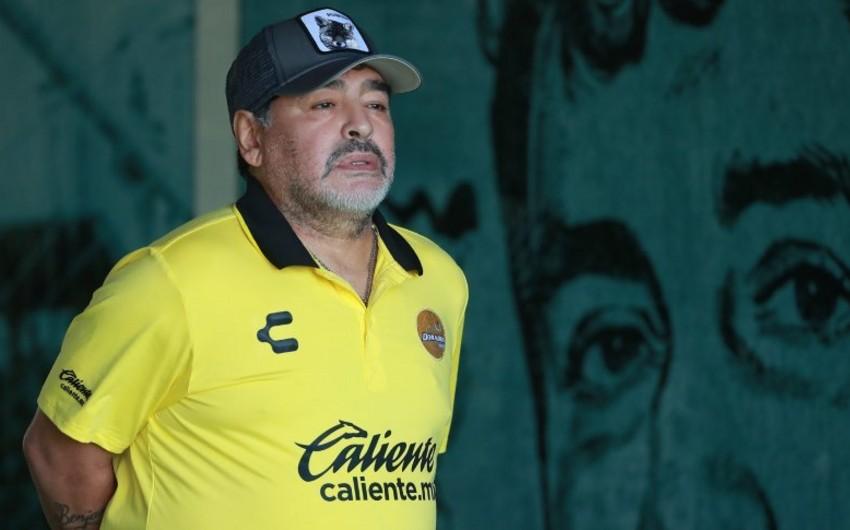 Марадона не появляется в Дорадосе