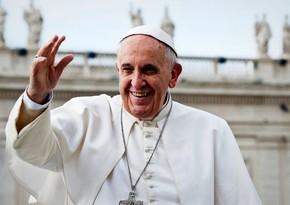 Roma Papası Yaxın Şərqdə atəşkəs çağırışı etdi