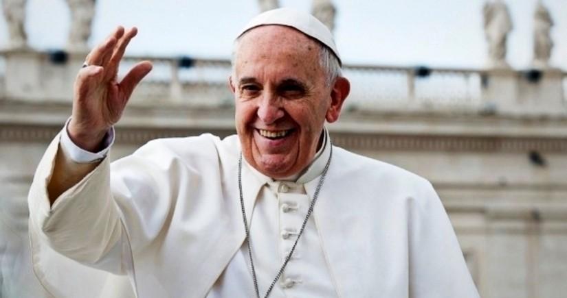 Roma Papası Livana səfər edəcək