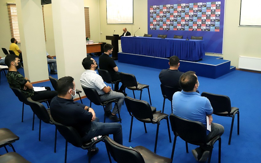 AFFA-da danışılmış oyunlarla bağlı seminar keçirilib