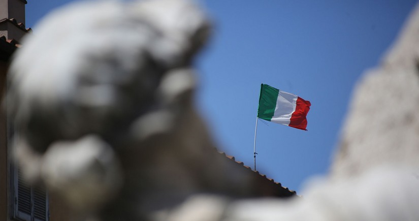 В Италии ослабление карантинных мер начнется с 26 апреля