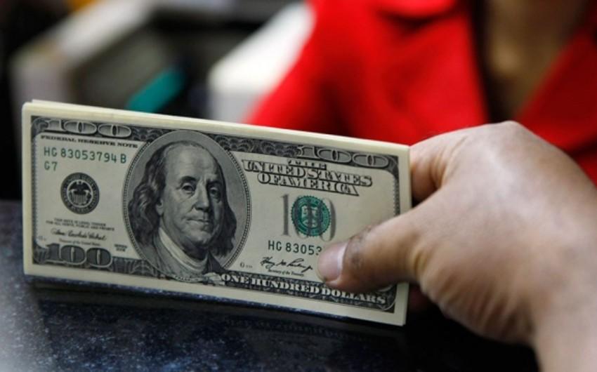 Azərbaycan Mərkəzi Bankının valyuta ehtiyatları daha 9% azalıb