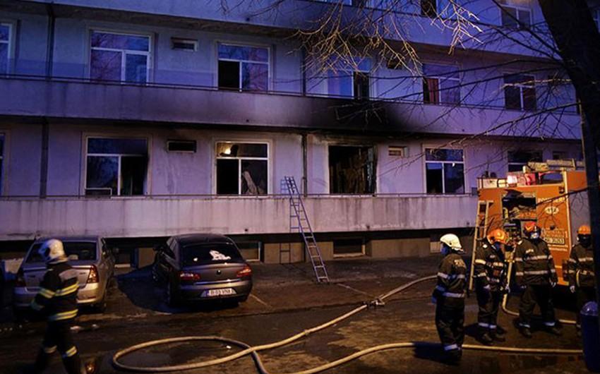 В Бухаресте при пожаре в больнице для пациентов с COVID-19 погибло 10 человек