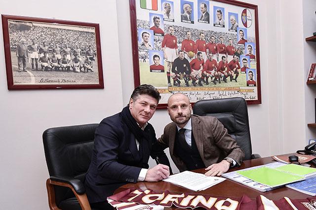 Определился новый главный тренер итальянской команды Торино