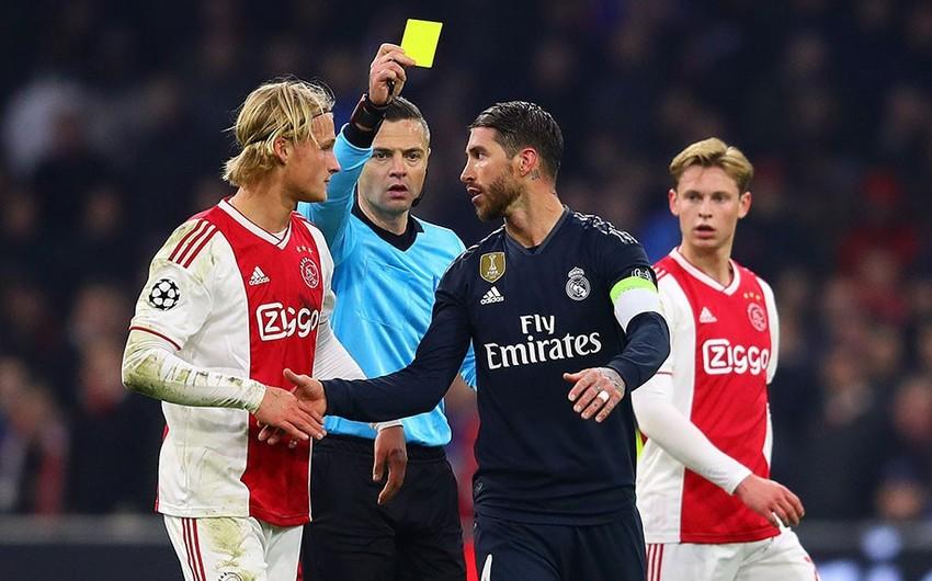 УЕФА открыл дисциплинарное расследование после слов Серхио Рамоса