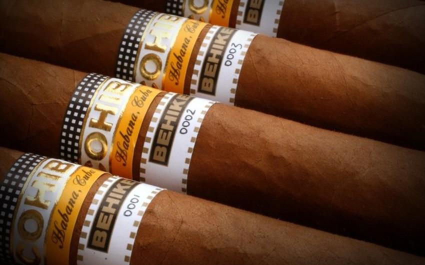 Kuba siqar satışından 200 milyon qazanacaq