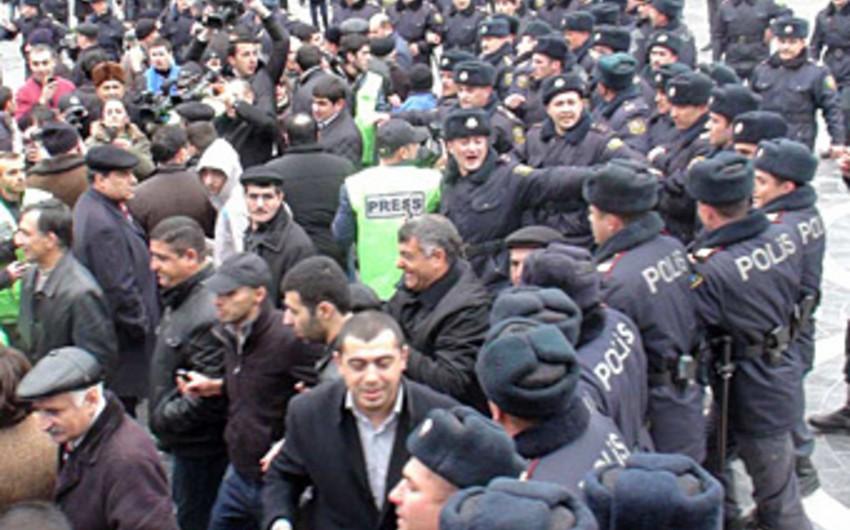 Milli Şuranın 15 mart mitinqinin təşkilatçıları Bakı Şəhər Baş Polis İdarəsinə çağırılıb