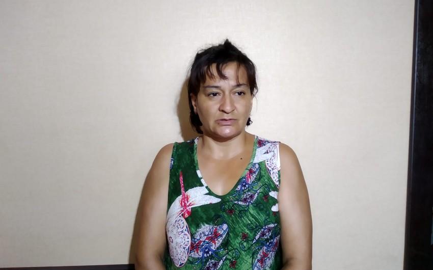 Polis əməliyyat keçirib, 40 yaşlı qadın narkotiklə tutulub