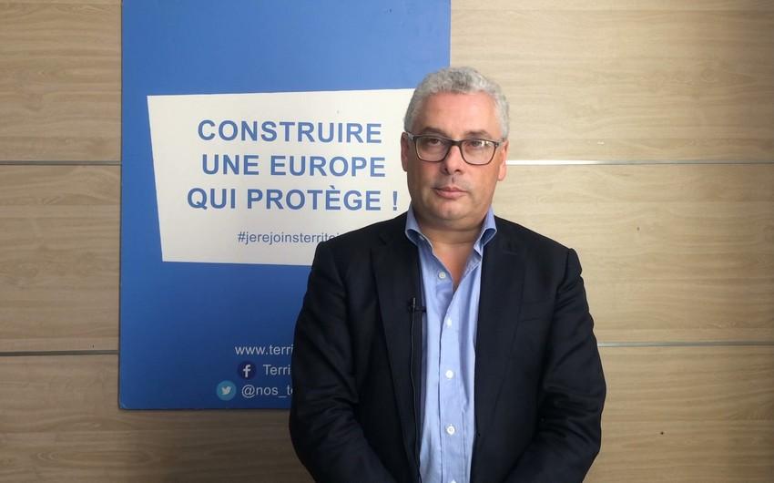 Emmanuel Dupuy: Azərbaycan və Ermənistanda Fransaya inam itib