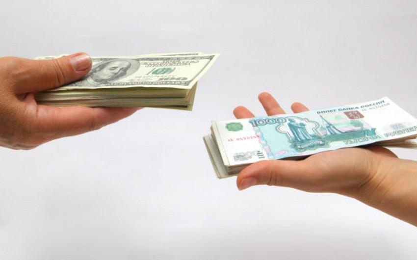 Rusiyada dollar kəskin bahalaşıb