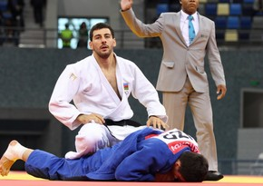 Another Azerbaijani judoka wins medal