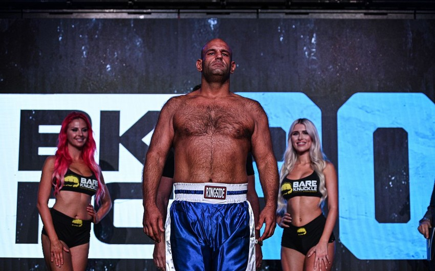 MMA döyüşçüsü nokautdan sonra ölüb - FOTO/VİDEO