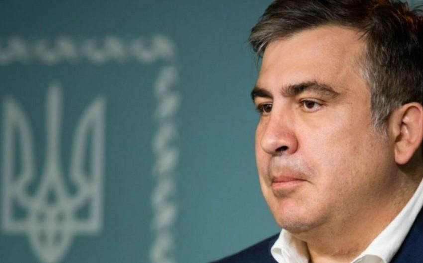 Mixeil Saakaşvili tibbi yardımdan imtina edib