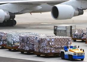 Cargo transportation by air rises 56% in Azerbaijan