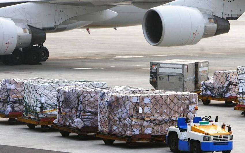 Грузоперевозки воздушным транспортом в Азербайджане выросли на 56%