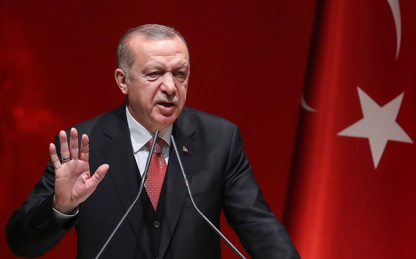 Erdogan announced results of Operation Peace Spring