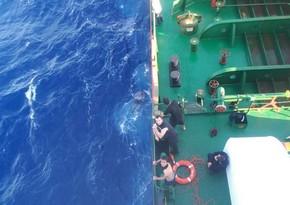 Kapitanı azərbaycanlı olan gəmi 32 suriyalı miqrantı xilas edib