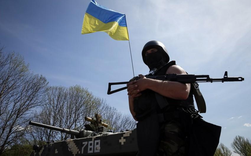 Ukrayna Ordusu sutka ərzində 4 əsgərini itirib, 32-si yaralanıb