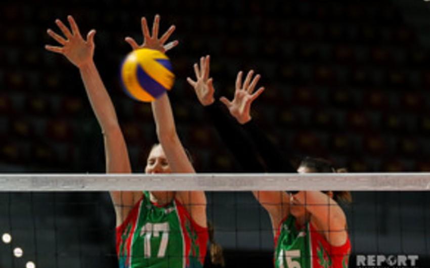Voleybolçu qadınlar arasında Avropa çempionatının ilk yarımfinalçıları müəyyənləşib