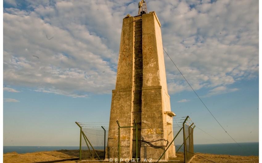 Биби-Эйбатский маяк – неотъемлемая часть нашего славного боевого прошлого
