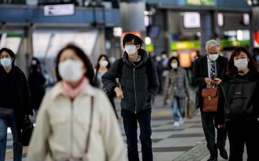 British strain reported in Japan
