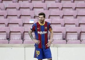 Messi Peleyə təşəkkür etdi