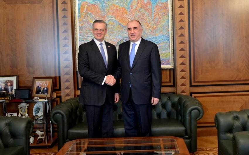 Главы МИД Азербайджана и Коста-Рики обсудили перспективы развития сотрудничества