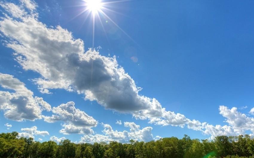 Sabah Bakıda hava yağmursuz olacaq, bölgələrə yağış, dağlıq ərazilərə qar yağacaq