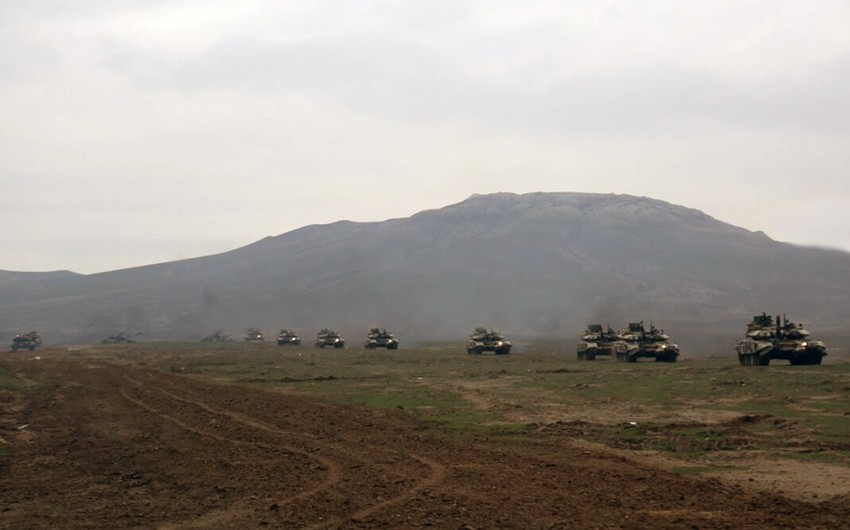 Tank units involved in exercises fulfill the tasks - VIDEO
