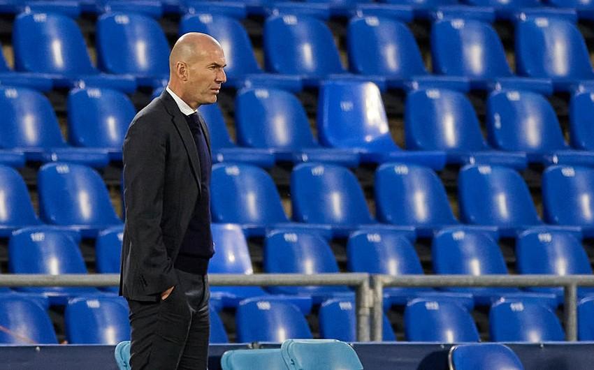 KİV: Zinəddin Zidan Real Madriddən gedəcək