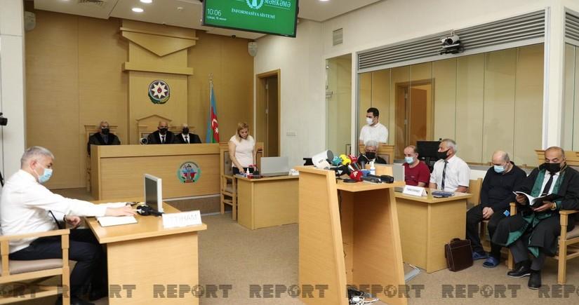 Azerbaijani citizen speaks about Armenian torture