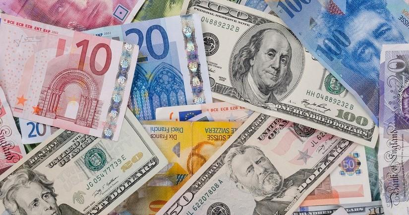 Azərbaycan Mərkəzi Bankının valyuta məzənnələri (21.10.2021)
