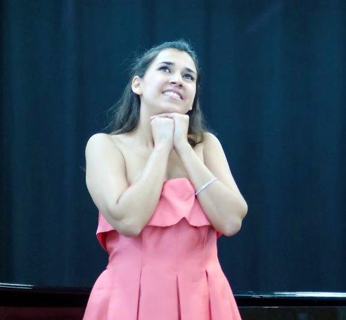 Азербайджанская вокалистка выступила с концертом в Израиле