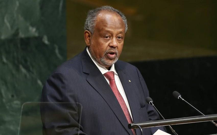 İsmayıl Ömər Qulleh yenidən Cibuti prezidenti seçilib