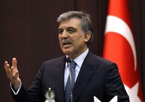 Abdullah Gül: I condemn the recent attacks on Azerbaijan
