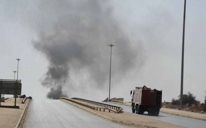 İŞİD İraqda 40-dan artıq yük maşını sürücüsünü oğurlayıb