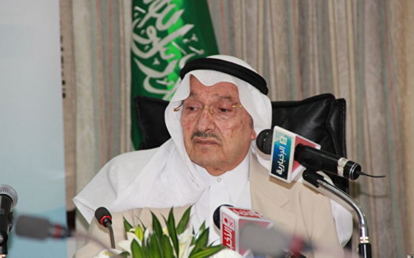 В Саудовской Аравии умер сын основателя королевства