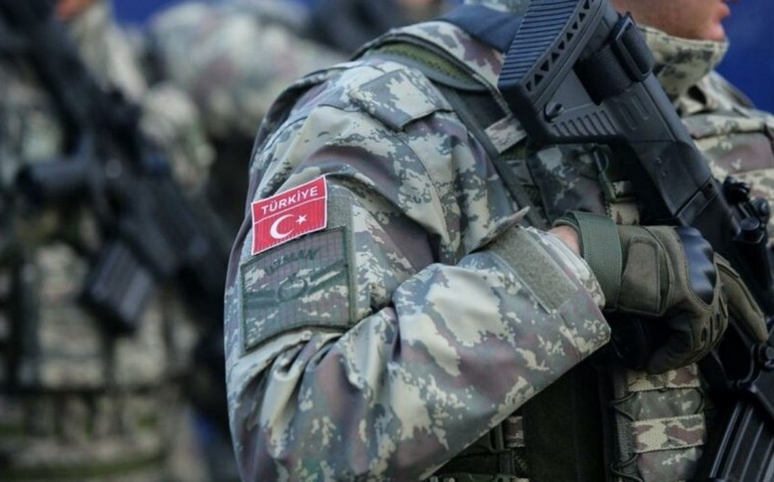 Group of Turkish peacekeepers in Afghanistan returns home